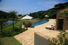 Imbali Lakes - luxury villa on the Zimbali Golf course in Northern Kwazulu Natal, South Africa. Right on the beach and a top 100 golf course, in 30 degree sunshine!