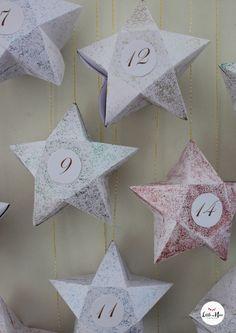 Christmas Ornaments, Holiday Decor, Home Decor, Advent Calendar, Decoration Home, Room Decor, Christmas Jewelry, Christmas Decorations, Home Interior Design