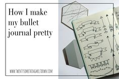 Whenever I upload a bullet journal blog post or an Instagram snap I always get a lot of comments on how neat it is, how pretty it is or the odd '#goals' or crown emoji. To me, making my bullet journal aesthetically pleasing is like second nature - I'm an illustrator by trade, designing and drawing i