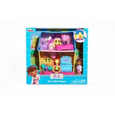 Doc McStuffins Doc's Clinic 2-Story Clinic Play House