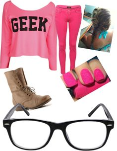 """school outfit 3"" by emiliaa03 ❤ liked on Polyvore"
