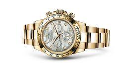 Rolex Cosmograph Daytona Watch: 18 ct yellow gold - 116508