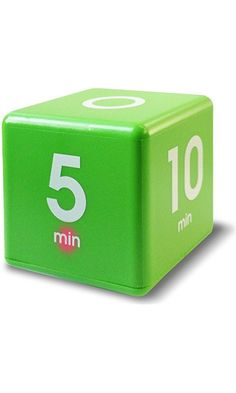 Datexx The Miracle Cube Timer, Green Best Price