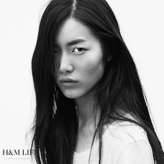 Chinese supermodel Liu Wen on why we shouldn't be afraid to experiment a little and why every good photographer needs to be a great DJ. Liu Wen, Portrait Photography, Fashion Photography, Beauty Photography, White Photography, Samurai, Photographer Needed, Portraits, Chinese Model