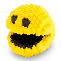 Pixel Bricks Pac-Man
