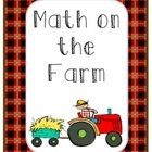 These cards a great when students review/ practice multiplication and division word problems. Farm themed and clipart on each card, students have f...