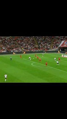 Football Gif, Football Videos, Liverpool Stadium, Ronaldo Videos, Cristiano Ronaldo Quotes, Soccer Motivation, Soccer Inspiration, Steven Gerrard, Just Amazing