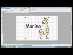 ▶ Edição de bordados computadorizados WILCOM e PE DESIGN - YouTube