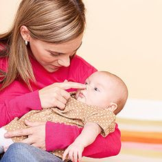 Activities to Boost Babys Physical Development: 0-3 Months: Touch Your Baby (via Parents.com)