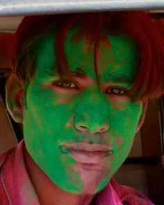 https://flic.kr/p/99K67G | la fête des couleurs pour tous, Inde, India, Rajasthan (Philippe Guy)