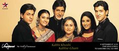 Kabhi Khushi Kabhi Gham - Rohan misses Rahul a lot and decides to travel to London in order to try and get Rahul to return home. Yashvardhan is unable to prevent this and Rohan goes to London to meet Rahul.