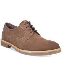 Ben Sherman Men's Birk Plain-Toe Oxfords