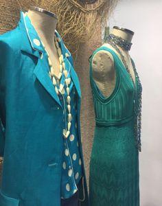 tiendastrezeGreen #shopping #multibrand #dress #point #design #quality #silk #barcelona #sarria #cool #loveit #instaday