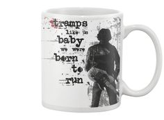 Born To Run Mug