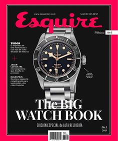 Esquire Mexico: The Big Watch Book 2, 2015
