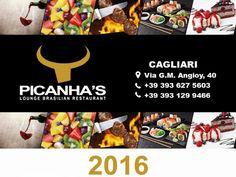 Picanha's è un ristorante tipico che propone cucina brasiliana, ma non solo.  Situato nella Cagliari vecchia, nei pressi del porto, è aperto sia a pranzo sia a cena, dal lunedì alla domenica ed è un riferimento per chi cerca un ristorante brasiliano Cagliari.  #RistorantiCagliari