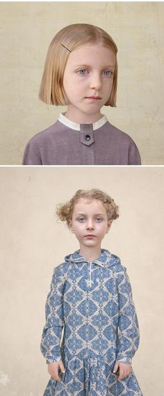 LORETTA LUX: I HAVE ALWAYS LIKE HER STUFF ALTHOUGH IT'S EERIE