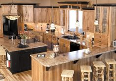 When it comes to kitchen cabinets, the choices are endless – styles, designs, materials – hundreds and hundreds of options. It is not a surprise that many people turn to natural materials for their home interior and we have collected 40 ideas to show you the beauty of hickory cabinets in the kitchen.   Hickory […]