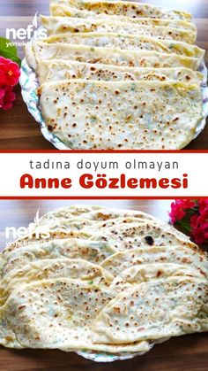 Pastry Recipes, Cake Recipes, Party Fotos, Turkish Kitchen, Tasty, Yummy Food, Turkish Recipes, Street Food, Bagels