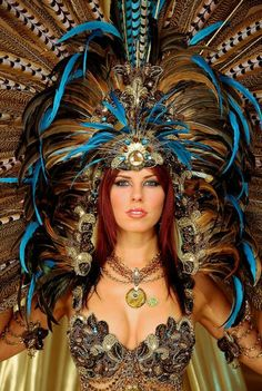 Trinidad Carnival Costumes maybe T & T is where to go for Mardi Gras Carnival Dancers, Carnival Girl, Brazil Carnival, Carnival Outfits, Trinidad Carnival, Caribbean Carnival, Carnival Costumes, Carnival Ideas, Mardi Gras