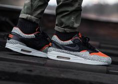 Nike Air Max 1 'Wash Pack' (by Philip Signer ) – Sweetsoles