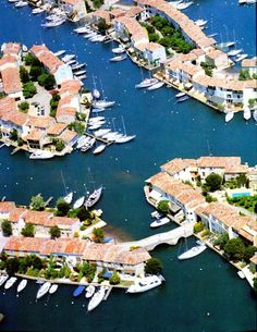 Port Grimaud - happy memories of a fun-filled holiday