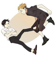 Kei y Kaito