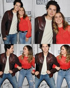 Cole Sprouse and Haley Lu Richardson Cole Sprouse Jughead, Cole M Sprouse, Dylan Sprouse, Haley Richardson, Romance Movies Best, Gorgeous Movie, Riverdale Cole Sprouse, Dylan And Cole, Riverdale Cast