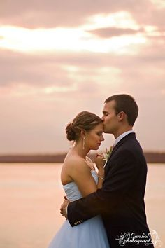 Gambol photography Colleton River Plantation bride & groom sunset after ceremony wedding.. Bluffton, South Carolina