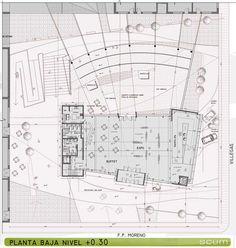 ARQUIMASTER.com.ar   Proyecto: Proyecto Salón de Usos Múltiples y Feria de Artesanos (San Carlos de Bariloche, Argentina) - Estudio Proyectos Arq   Web de arquitectura y diseño