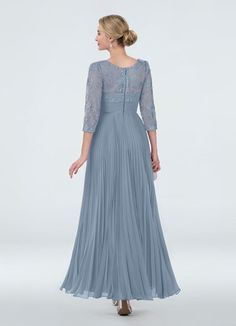 Mother Of The Groom Gowns, Mother Of The Bride, I Dress, Lace Dress, Chiffon Skirt, Brides And Bridesmaids, Try On, Different Fabrics, Bride Dresses