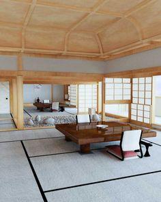 Japanischer tisch rund st hle r ckenlehne sitzkissen k che for Tisch japanisches design