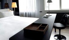 minimalist hotel - Google Search
