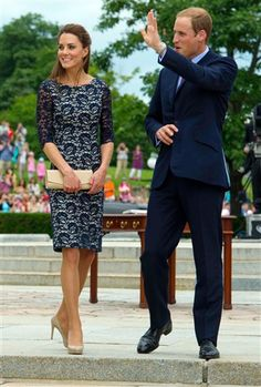 Get the look: Duchess Kate's lace dress
