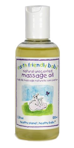 #Earth Friendly Baby Natural Unscented #Massage #Oil available online at http://www.babycity.co.uk/