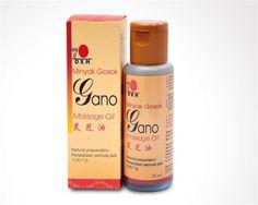 Contiene el más fino extracto de aceite de palma y extracto de Ganoderma el cual resulta apto para toda clase de masajes. Es completamente natural y rico en antioxidantes. además, es bueno para todo tipo de piel y edad. Para una forma revolucionaria de masajes use el aceite de masaje gano.