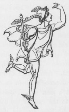 Images of the god Mercury or Hermes - Google Search