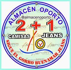 ALMACEN OPORTO: Sigue El Gorro BuenaMar Jeans y Almacén Oporto