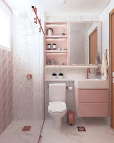 Small Bathroom Interior, Bathroom Design Luxury, Tiny House Bathroom, Bathroom Design Small, Bathroom Layout, Room Design Bedroom, Home Room Design, Home Design Decor, Girls Bedroom Furniture