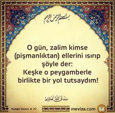 Kuran'ı Kerim'den Ayetler
