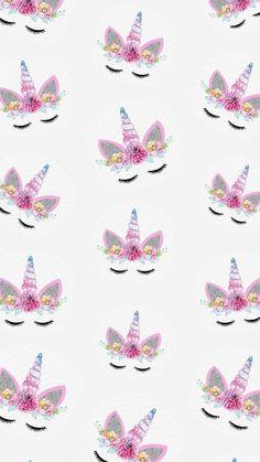 Unicornios Unicorn Backgrounds, Cute Backgrounds, Wallpaper Backgrounds, Iphone Wallpaper, Unicorn Art, Cute Unicorn, Minion Baby, Hello Kitty Wallpaper, Pretty Wallpapers