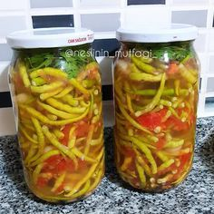 Turkish Recipes, Food Pictures, Pickles, Challah, Cucumber, Bagels, Puddings, Food And Drink, Yummy Food