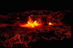 Landscaping Your Life process: Lava or magma - how might this image be useful to resolving a situation in your life? Read blog for more.