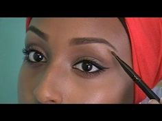 How to Fill in Your Eyebrows Flawlessly! - best eyebrow filling tutorial I've found!!