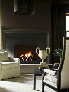 33 best fireplaces images fireplace design arquitetura fire pit rh pinterest com