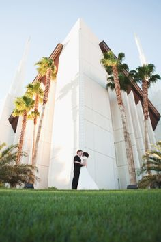 Las Vegas Temple Wedding