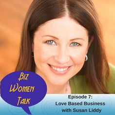 Episode 7: The Love Based Business Movement, Marketing as your First Act of Service and Following Your Inner Knowing with Susan Liddy   I love Susan Liddy. What's not to love? The woman lives, breathes and teaches Loved Based Business strategies. If you are tired of pushing sales based on fear, feeling overwhelmed and want a more heart-centered, joyful way of doing business, this is the episode for you. http://apple.co/1UBq9AC