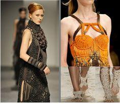 szminka w szpilkach: Szydełkowe trendy na lato