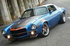 Nice 70'ish Camaro...
