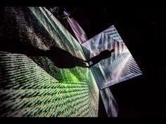 """3D VFX tech awesomeness in this live performance video of Jamie Lidell, """"You Naked.""""   Click """"Visit Website"""" for a behind the scenes breakdown."""